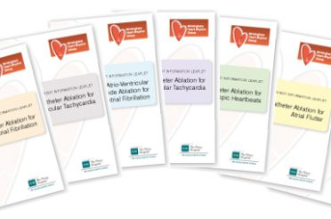 Procedure information sheets